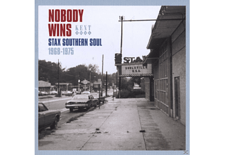 VARIOUS - Nobody Wins - Stax Southern Soul 1968-1975 - (CD)