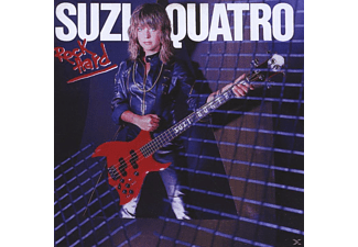 Suzi Quatro - Rock Hard - (CD)