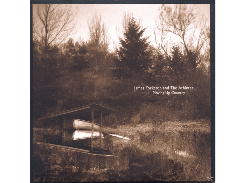 James & The Athletes Yorkston - Moving Up Country-10th Anniversary [CD]