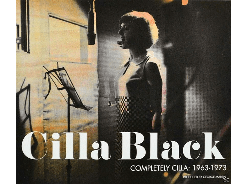 Cilla Black - Completely Cilla (1963-1973) [CD + DVD Video]