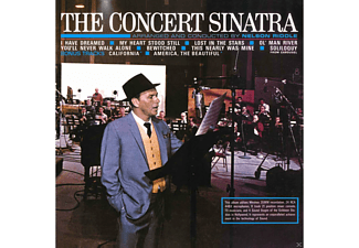 Frank Sinatra - The Concert Sinatra: Expanded Edition  - (CD)