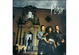 Plush - Plush  - (CD)