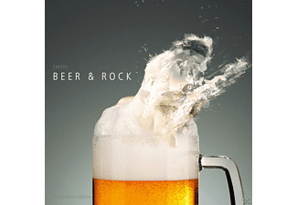 VARIOUS - Beer & Rock  - (CD)