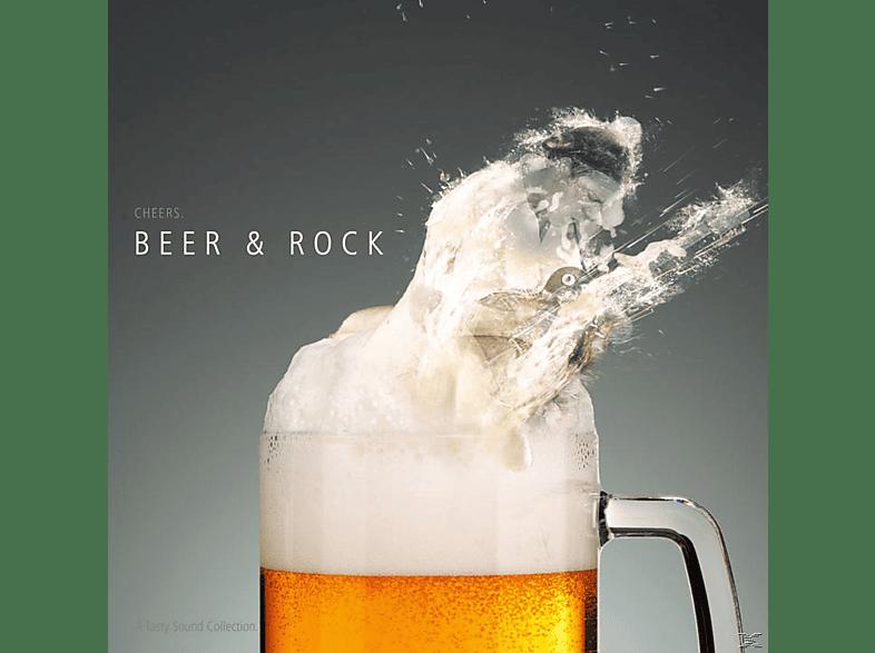 VARIOUS - Beer & Rock [CD]