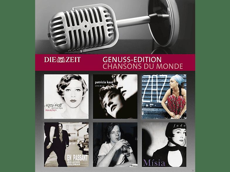 VARIOUS - Die Zeit: Genuss-Edition - Chansons Du Monde [CD]