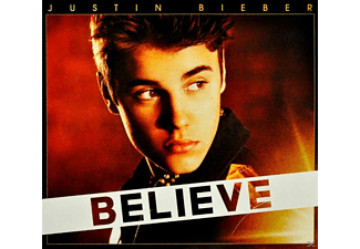 Justin Bieber - Believe (Limited Deluxe Edition) - (CD + DVD Video)