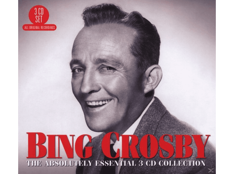 Bing Crosby - The Absolutely Essential 3cd Collection [CD]