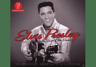 Elvis Presley - The Saint & The Sinner  - (CD)