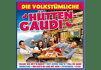 VARIOUS - Die Volkstümliche Hütten-Gaudi  - (CD)