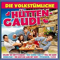 VARIOUS - Die Volkstümliche Hütten-Gaudi [CD]