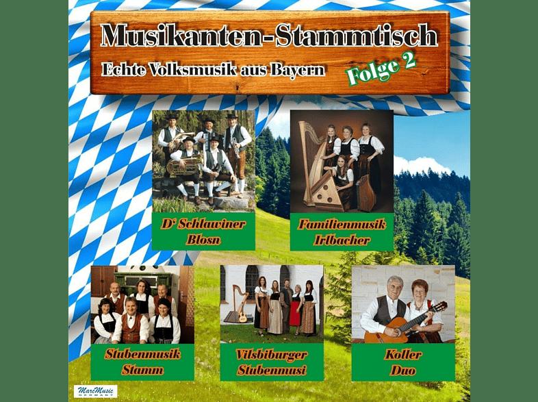 VARIOUS - Musikanten-Stammtisch Folge 2 [CD]