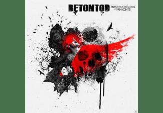 Betontod - Entschuldigung Für Nichts (Limited Edition Inkl. Digipak-Cd Und Schweißband)  - (CD + Merchandising)