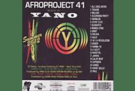 Dj Yano - Afro Project Vol.41 [CD]