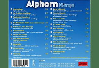 VARIOUS - Alphorn Klänge  - (CD)