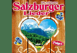 VARIOUS - Die schönsten Salzburger Lieder - Folge 1  - (CD)
