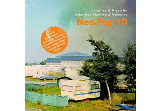 VARIOUS - Neo.Pop 10  - (CD)