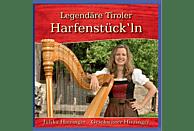 Julika Hirzinger - Legendäre Tiroler Harfenstück'ln [CD]