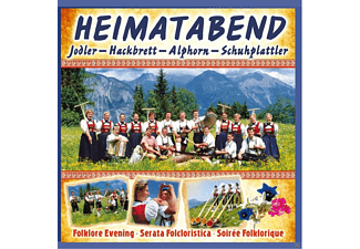 VARIOUS - Heimatabend  - (CD)