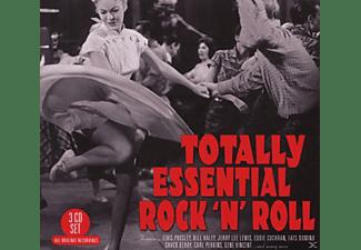 VARIOUS - Totally Essential Rock 'n' Roll  - (CD)