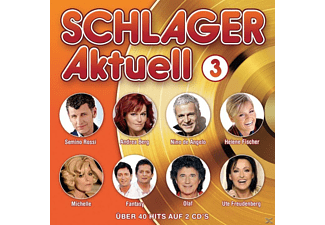 VARIOUS - Schlager Aktuell 3 - (CD)