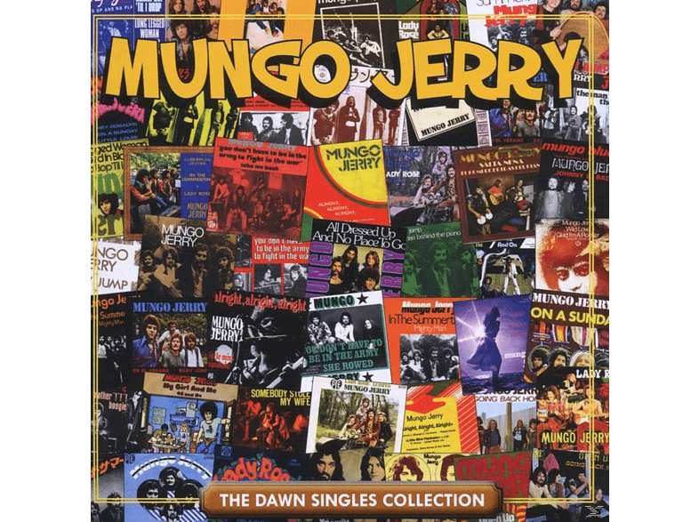 Mungo Jerry - The Dawn Singles Collection [CD]