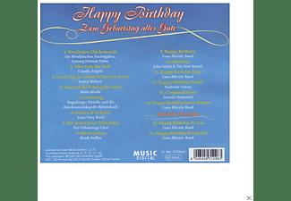 VARIOUS - Happy Birthday-Zum Geburtstag Alles Gute  - (CD)