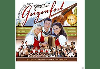 VARIOUS - Zillertaler Geigenfest-Folge 5  - (CD)