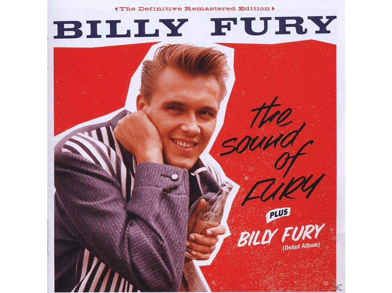 Billy Fury - The Sound Of Fury & Billy Fury [CD]