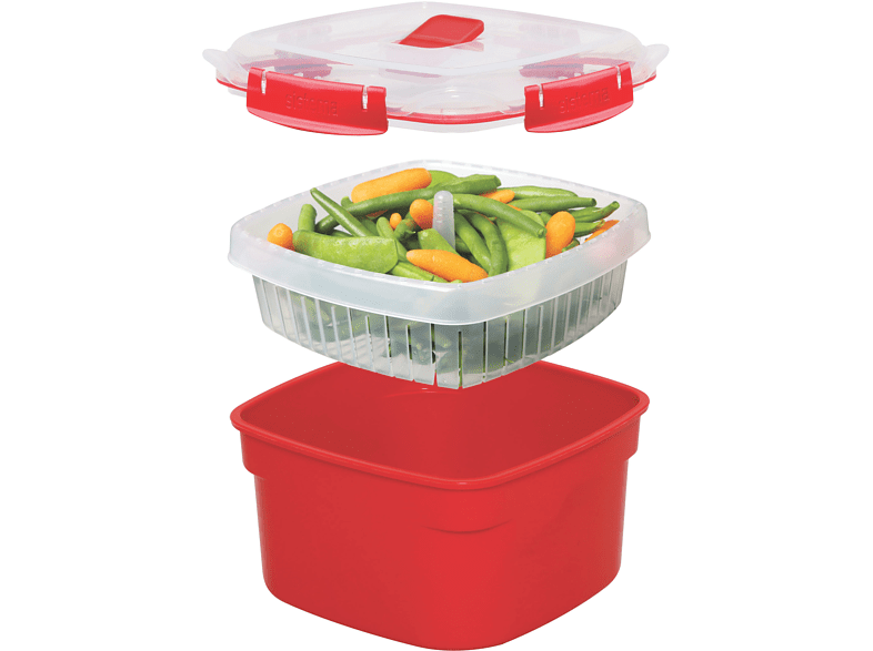 Manueller-Dampfgarer-Gemüse
