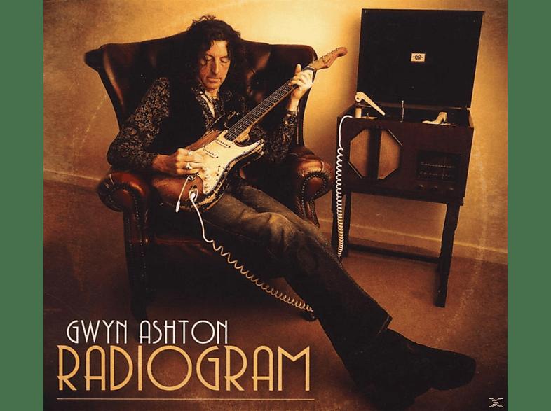Gwyn Ashton - Radiogram [CD]