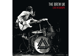 The Brew Uk - Live In Europe  - (CD)