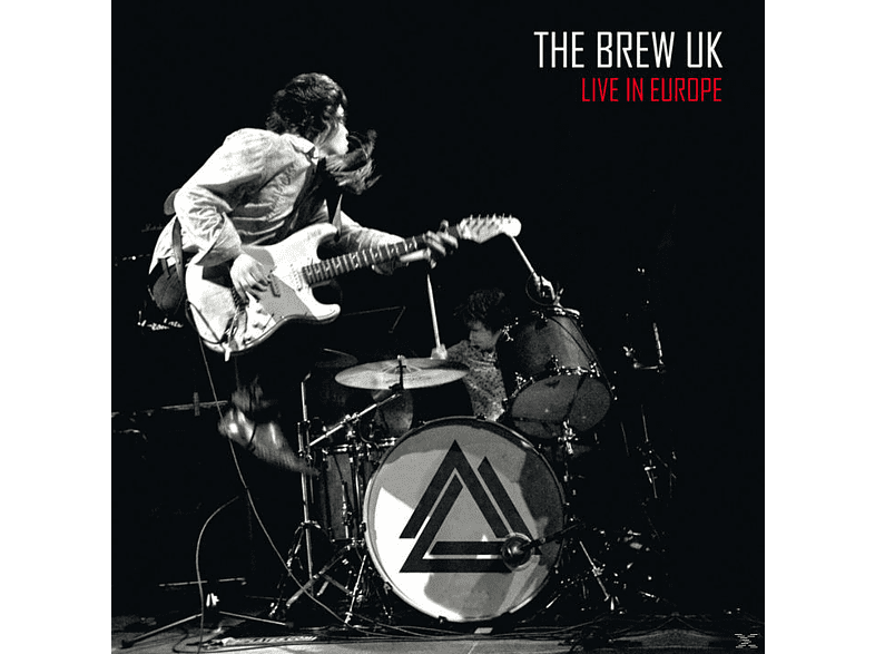 The Brew Uk - Live In Europe [CD]