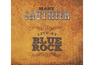 Mary Gauthier - Live At Blue Rock  - (CD)