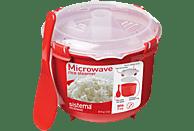 SISTEMA SI1110 Mikrowellen-Reiskocher