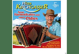 Hias Kirchgasser - Neue Harmonikahits und super Oldies - Folge 5  - (CD)
