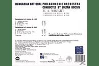 Zoltan Kocsis, Zoltan/unp Kocsis - Sinfonien g-moll KV 183 & 550 [CD]
