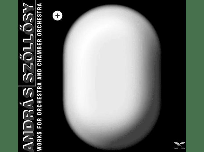 Andras Szollosy, Eötvös/Wilheim/BBC/Buchso - Orchesterwerke [CD]