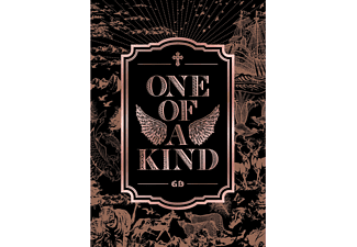G-Dragon - One Of A Kind (1st Mini Album)  - (CD)