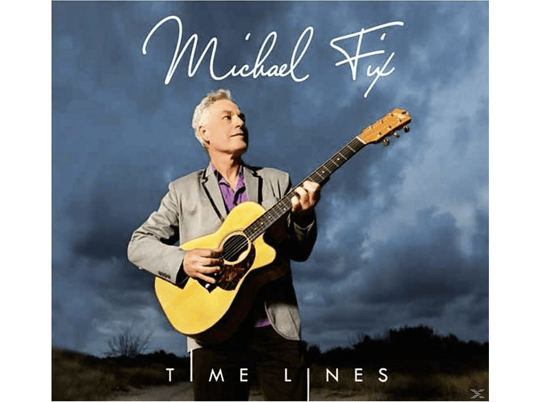 Michael Fix - Time Lines [CD]
