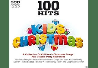 VARIOUS - 100 HITS - KIDS CHRISTMAS  - (CD)