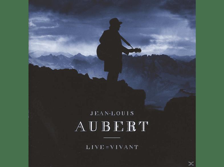 Jean-louis Aubert - Live = Vivant [CD]