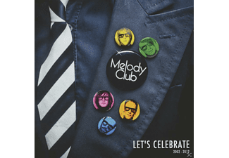 Melody Club - Let's Celebrate 2002-2012  - (CD)