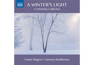 Jeremy Backhouse, The Vasari Singers, Martin Ford, VARIOUS - A Winter's Light - (CD)