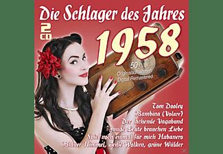 VARIOUS - Die Schlager Des Jahres 1958  - (CD)