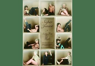 Super Junior - Sexy Free & Single  - (CD)