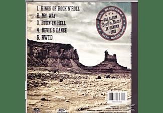 Spitfire - Devil's Dance Ep  - (Maxi Single CD)