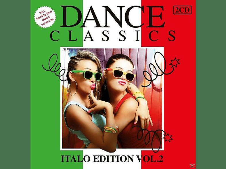 VARIOUS - Dance Classics Italo Edition Vol.2 [CD]