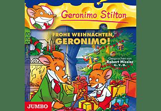 Geronimo/Various Stilton - Geronimo Stilton - Frohe Weihnachten, Geronimo!  - (CD)