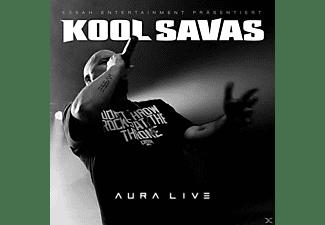 Kool Savas - AURA LIVE  - (CD + DVD Video)