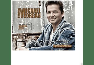 Michael Morgan - Authentisch  - (CD)
